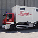 Logistic module of the Fire Department - Series M1