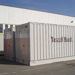 Containerized workshops