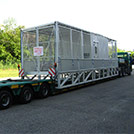 Container transport phase TRAFO