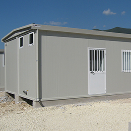 Site units Series 1000